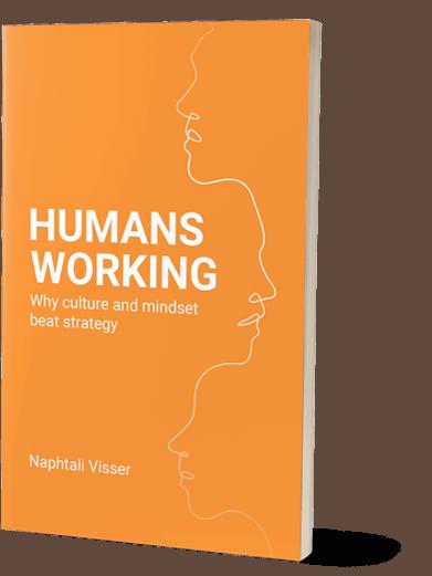 Humans Working by Naphtali Visser